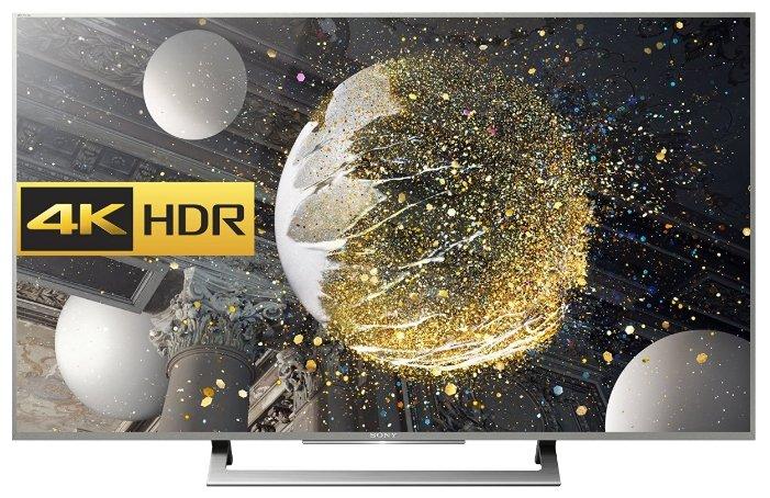4К телевизор Sony KD-49XD8077