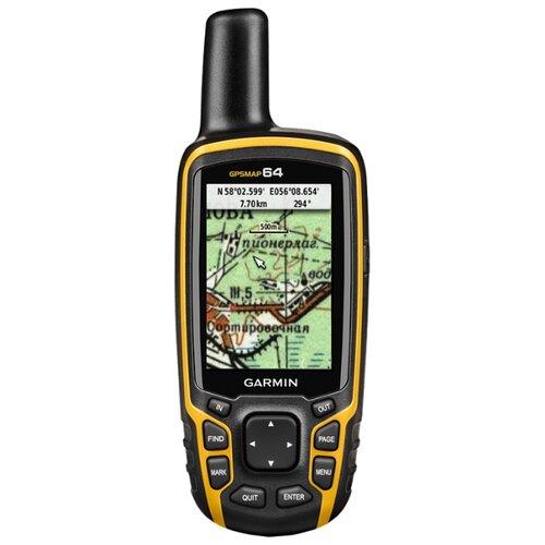 Навигатор Garmin GPSMAP 64 цена 2017
