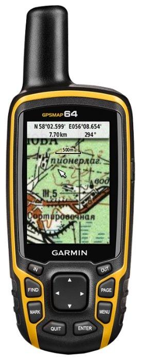 Garmin Навигатор Garmin GPSMAP 64