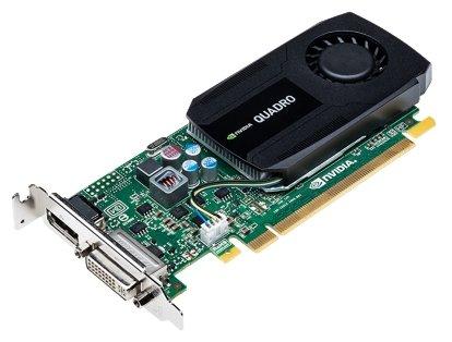 PNY Quadro K420 PCI-E 2.0 2048Mb 128 bit DVI