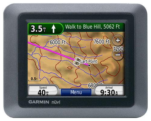 Garmin Навигатор Garmin Nuvi 500
