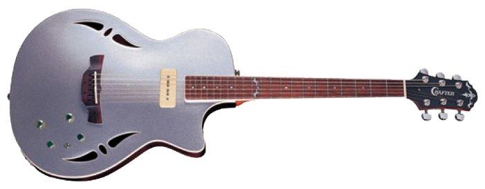 Полуакустическая гитара Crafter SAT-M.SIL