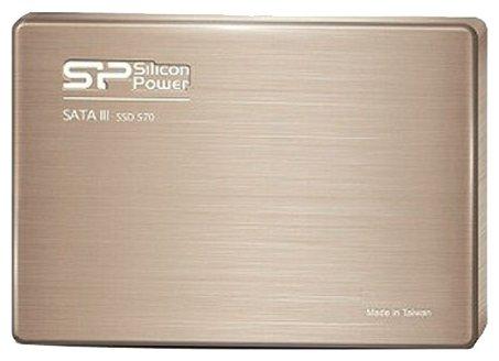 "SILICON POWER SATA III 120Gb SP120GBSS3S70S25 Slim S70 2.5"""