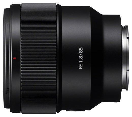 Sony Объектив Sony FE 85mm f/1.8 (SEL85F18)