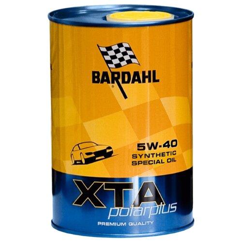 Моторное масло Bardahl XTA Polarplus 5W-40 Synthetic Special Oil 1 л
