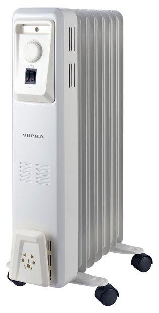 масляный обогреватель радиатор SUPRA ORS-07-MS