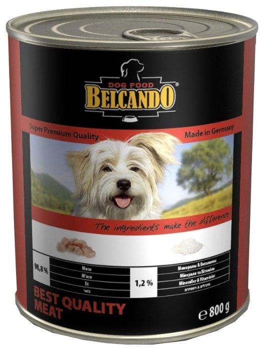 Корм для собак Belcando Отборное мясо (0.4 кг) 24 шт.