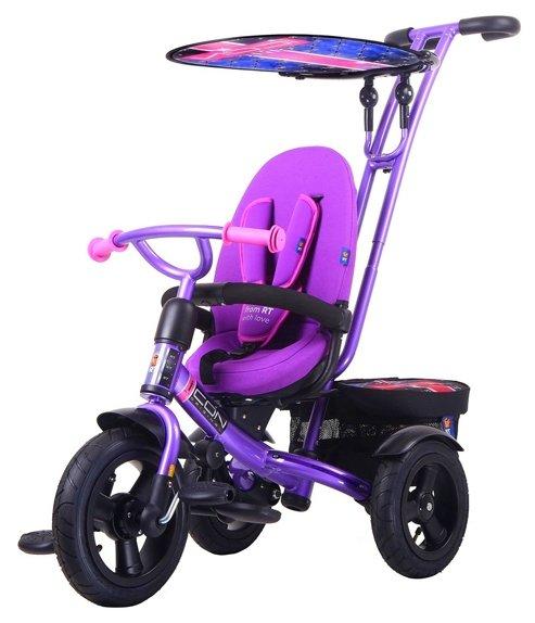Трехколесный велосипед RT ICON Elite Crystal