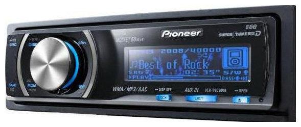 Автомагнитола Pioneer DEH-P6050UB