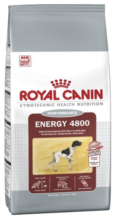 Корм для собак Royal Canin Energy 4800 15 кг