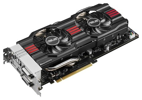 ASUS GeForce GTX 770 1045Mhz PCI-E 3.0 2048Mb 7010Mhz 256 bit 2xDVI HDMI HDCP