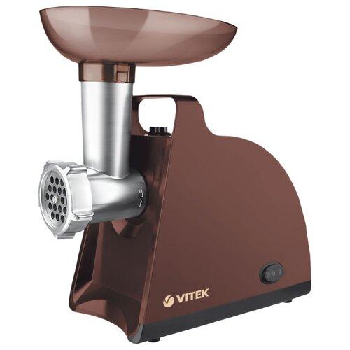 Мясорубка VITEK VT-3612 коричневый electric meat grinder vitek vt 3612 bn