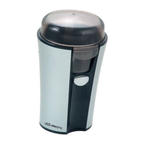 Кофемолка VES electric V-CG3, белый/черный фен щетка ves electric v hd500 черный серебристый