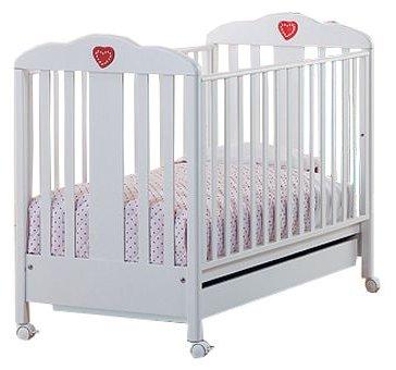 Кроватка Erbesi Cuore