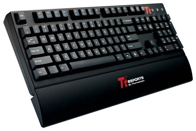 Tt eSPORTS by Thermaltake Mechanical Gaming keyboard MEKA G1 Illuminated Black USB
