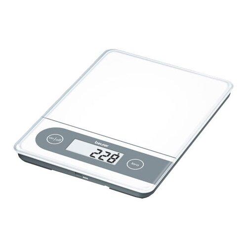 Фото - Кухонные весы Beurer KS 59 белый кухонные весы beurer ks 59