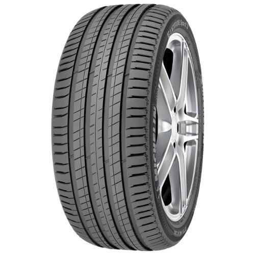 Автомобильная шина MICHELIN Latitude Sport 3 235/55 R18 100V летняя автомобильная шина michelin pilot sport 4 235 45 r19 99y летняя