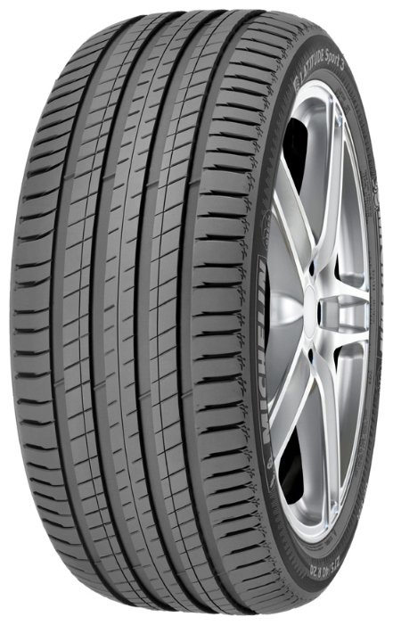 Шины летние Michelin Latitude Sport 3 255/55 R18 109Y
