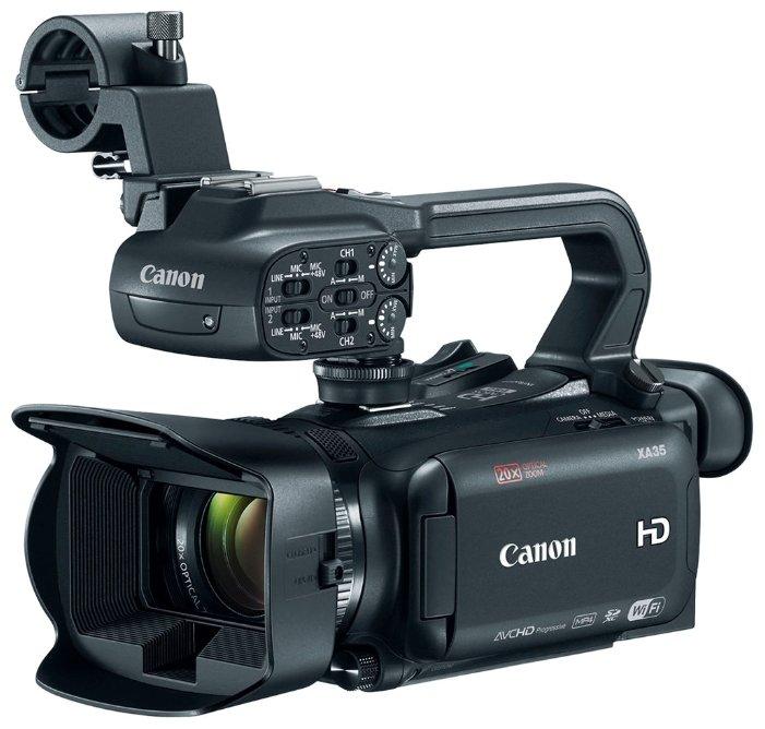 Видеокамера Canon XA35*