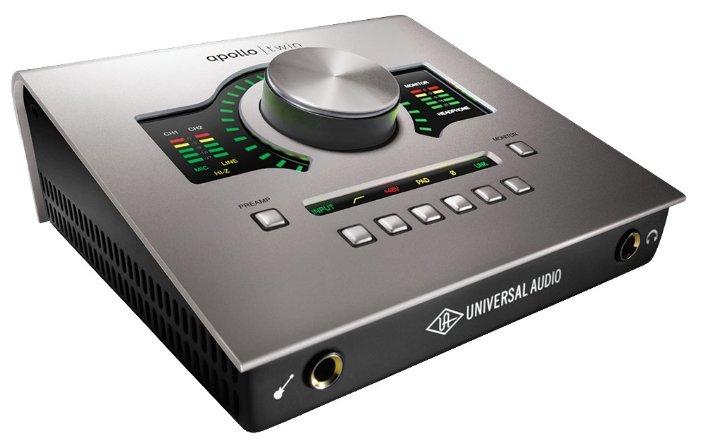 Внешняя звуковая карта Universal Audio Apollo Twin DUO USB