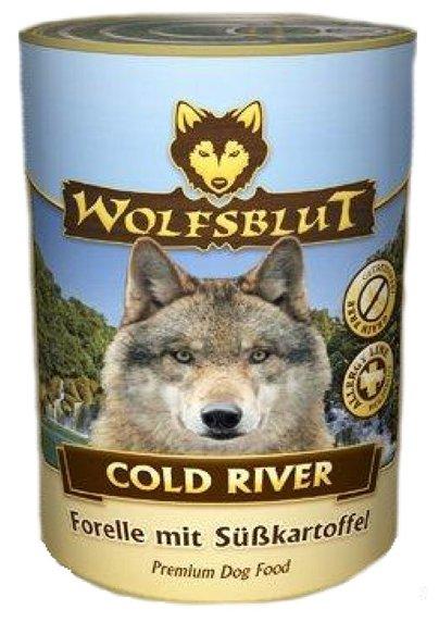 Корм для собак Wolfsblut Консервы Cold River