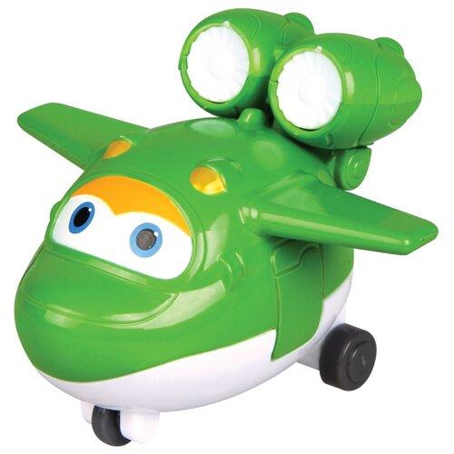 Самолет Auldey Super Wings Мира (YW710018) 7 см зеленый, Машинки и техника  - купить со скидкой