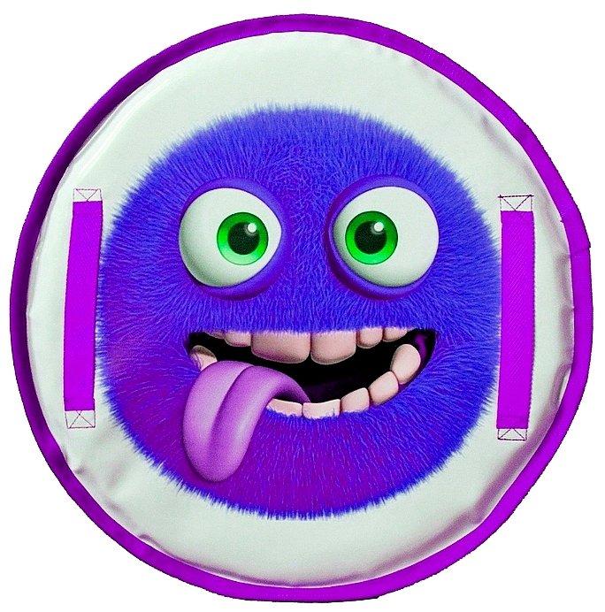 Ледянка RT Монстрик пушистик фиолетовый (5080)