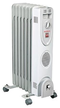 Масляный радиатор SUPRA ORS-07-1