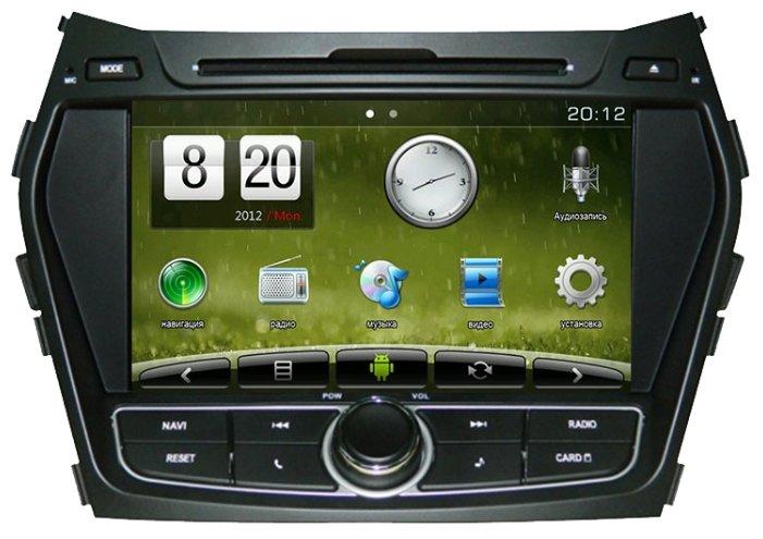 TRINITY Android Hyundai Santa Fe 3