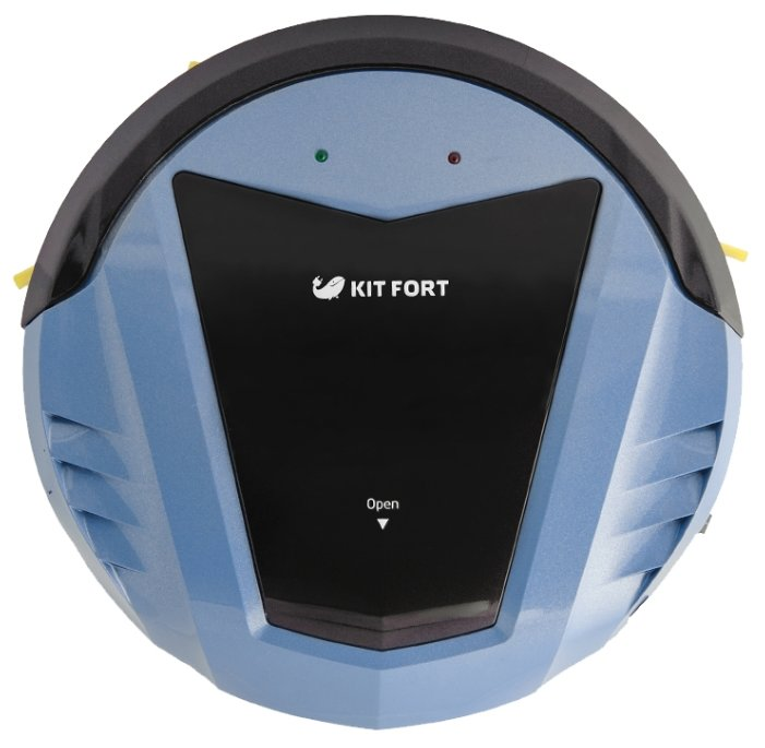 Робот-пылесос Kitfort KT-511 синий