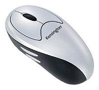 Мышь Kensington Mouse-in-a-Box Wireless Optical Silver-Black USB+PS2