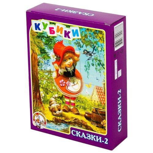 Кубики-пазлы Десятое королевство Сказки-2 00688Детские кубики<br>