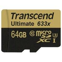 Карта памяти Transcend TS64GUSDU3
