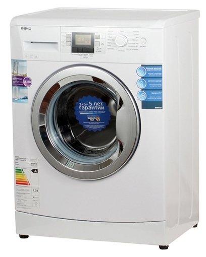 стиральная машина Beko WKB 60841 PTYA