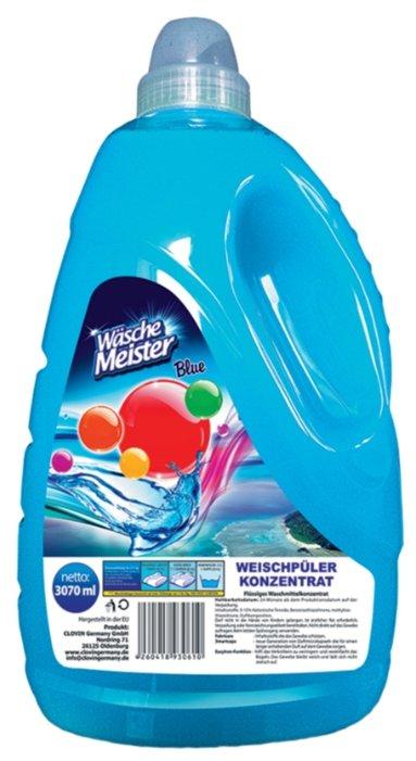 Концентрированный кондиционер для белья Blue WascheMeister