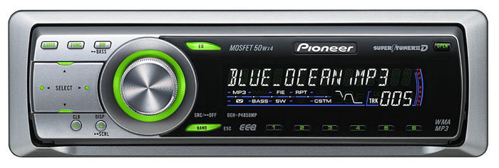 Pioneer DEH-P4850MP