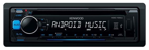 Автомагнитола KENWOOD KDC-100UB