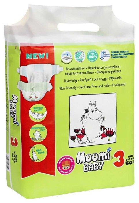Muumi Baby 3 (5-8 кг)