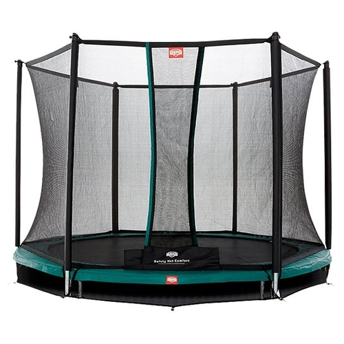 Каркасный батут Berg InGround Talent + Safety Net Comfort 240 Каркасные батуты