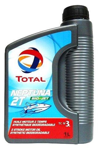 Масло для садовой техники TOTAL Neptuna 2T Bio-Jet 1 л