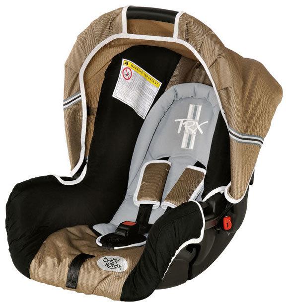 Автокресло группа 0+ (до 13 кг) Bebe confort Baby SX