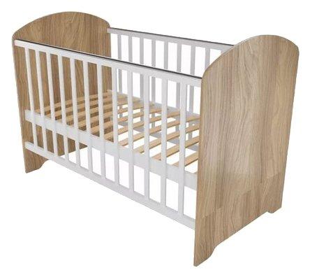 Кроватка BabyStep Праздник (растущая) (классическая)