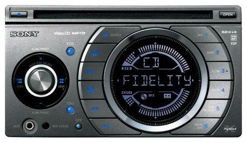 Автомагнитола Sony WX-VX55S