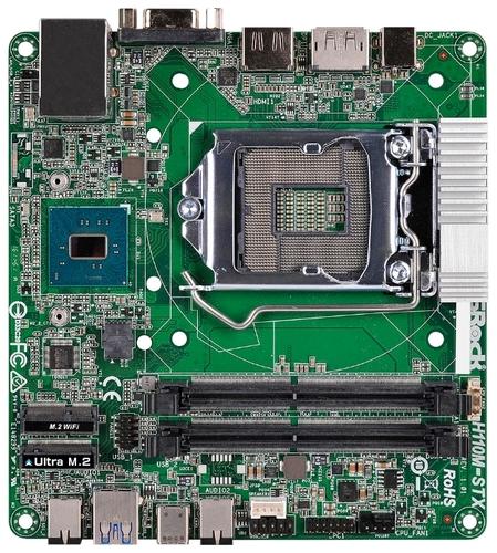 ASRock H110M-STX Intel Graphics Download Drivers