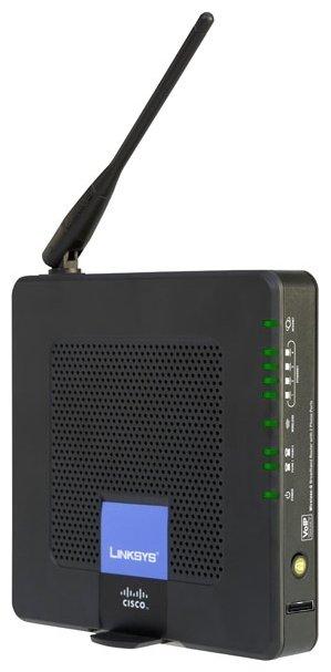 Wi-Fi роутер Cisco WRP400-G2