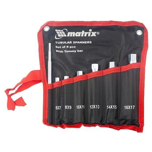 Набор гаечных ключей Matrix (7 предм.) 13719