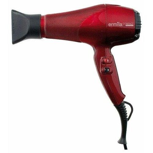 Фен Ermila 4325-0041 / 4325-0047, red