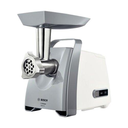 Мясорубка Bosch MFW 45020/45120 белый/серыйМясорубки<br>