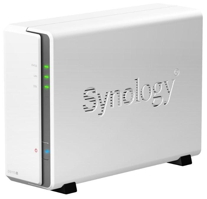Сетевой накопитель (NAS) Synology DS115j