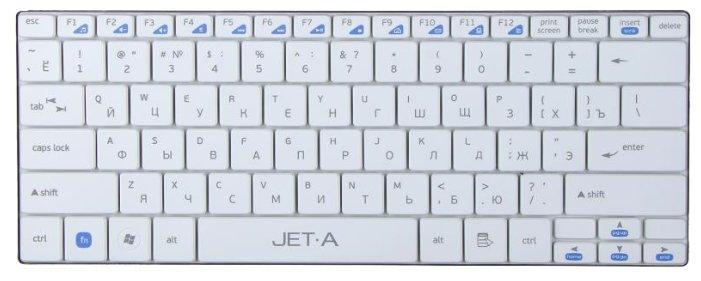 Jet.A SlimLine K7 W White USB